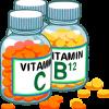各ビタミンの多く含む食べ物・役割や影響と疲れにくい身体にするには!?
