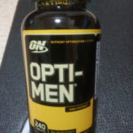 【Optimum Nutrition,オプチメン】コスパ、成分、最高のマルチビタミン!