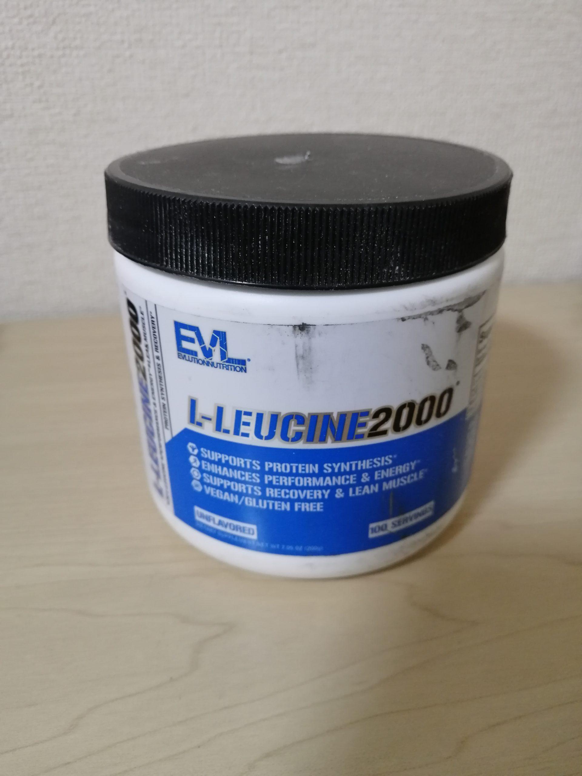 ロイシン,必須アミノ酸,BCAA,EAA